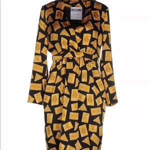 NWT MOSCHINO COUTURE $1550 plus tax Dress